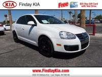 CARFAX One-Owner. Clean CARFAX. White 2010 Volkswagen