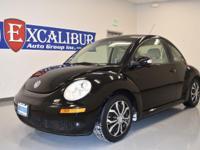 Options:  2010 Volkswagen New Beetle 2.5L 49K