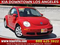 CARFAX One-Owner. Clean CARFAX. Red 2010 Volkswagen