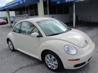 This 2010 Volkswagen New Beetle 2dr S Hatchback