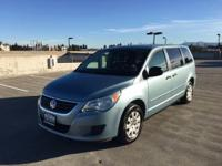 Options:  2010 Volkswagen Routan S 4Dr Mini