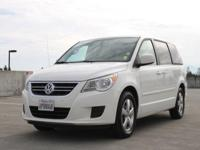 Options:  2010 Volkswagen Routan Se 4Dr Mini