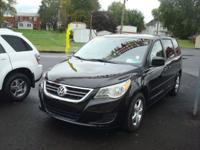 Options Included: N/ALoaded to the gills 2010 VW Routan