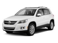 2010 Volkswagen Tiguan 4Motion 6-Speed Automatic 2.0L