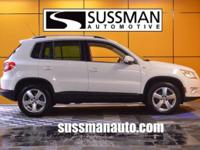 This 2010 Volkswagen Tiguan S is proudly offered by