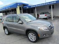 This 2010 Volkswagen Tiguan 4dr S SUV features a 2.0L
