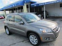 This 2010 Volkswagen Tiguan 4dr SE SUV features a 2.0L