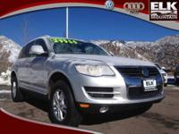 2010 Volkswagen Touareg Sport Utility V6 Our Location