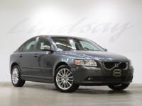 Titanium Gray Metallic 2010 Volvo S40 2.4i FWD 5-Speed