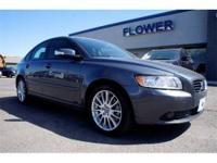 2010 Volvo S40 4dr Car Our Location is: Flower Motor