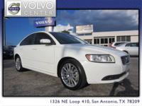 The 2010 Volvo S40 2.4i is a premium compact sedan.