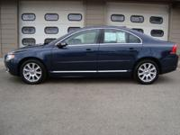 Options Included: CARFAX GUARANTEED!! 2010 VOLVO S80