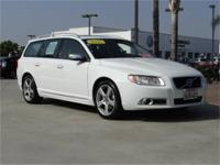 "**Beautiful White ""R"" Design Wagon*7yr 100k"