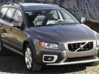 Introducing the 2010 Volvo XC70! Offering crisply