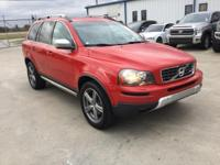 Volvo XC90 3.2 R-Design Red AWD Clean CARFAX.   Don't