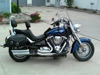Clean, well maintained 2010 Kawasaki Vulcan 2000