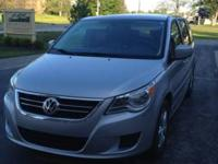 Selling our 2010 VW Routan SE. It has 14k miles and is