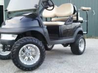 2010 - CLUB CAR 48V ALUMINUM FRAME PRECEDENT SERIES