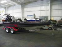 CLEAN 2010 WARRIOR 188 XRS DC WITH ONLY 47 ENGINE HOURS