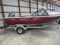 2010 Weldcraft Marine 188 Includes Trailer the 188