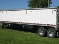 """2010 WILSON DWH 500, 451x72"""" sides, 2 row led cartype:"""
