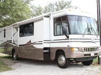 RV Type: Class A Year: 2010 Make: Winnebago Model: