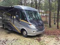 2010 Winnebago Via 25R, 2010 Class A Winnebago VIA 25R,