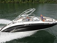 2010 Yamaha 242 Limited S. 24ft. Seats 11. Boat was