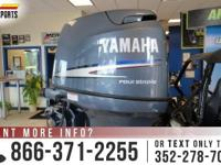2010 Yamaha 90HP Watercraft Engine. Exterior Shade: