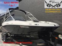 Yamaha AR210 Twin 2010 QRS Rating A+ WOW! This Yamaha