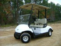2010 Yamaha Drive Golf Cart - Electric - 48 Volt System