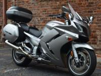 WOW ONLY 2700 MILES LIKE NEW GREAT SPORT TOURER CALL