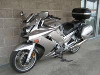 2010 Yamaha FJR1300A Low Miles Fully Equipped Go find