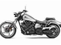2010 Yamaha Raider 1900cc V-Twin Style. Performance.