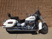 2010 Yamaha Road Star Silverado Now This Is a Cruiser!!