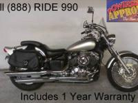 2010 Yamaha V Star 650 Custom for sale - with only