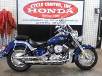 2010 Yamaha V Star Classic Classic VStar Beauty! For