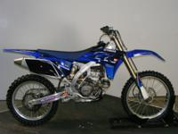 Spick-and-span 2007 Honda CRF230. This bike is in mint