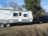 Stock Number: 722905. Travel Trailer has been used very