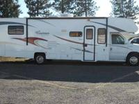 Type of RV: Class C Year: 2010 Make: Coachmen Model: