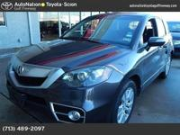 Check out this gently-used 2010 Acura RDX we just