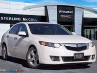 We are excited to offer this 2010 Acura TSX. When you