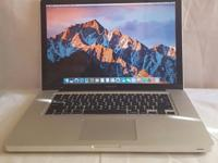 "15"" Apple MacBook Pro Mid-2010 - Tons of Extras Over"