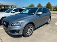 4D Sport Utility quattro 18/23 City/Highway MPG CARFAX