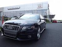 Clean CarFax. Audi Drive Select Package (Adaptive