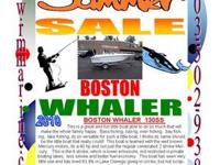 BOSTON WHALER 130SS 2010 If you know anything about a