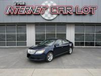 Check out this very nice 2010 Buick LaCrosse CX! This