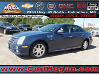 Options Included: Chrome WheelsCADILLAC CERTIFIED! This