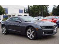 Chevrolet Camaro SS 1SS! High Performance, Head-Turner,