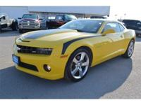 2010 Chevrolet Camaro Coupe 2dr Cpe 2SS Our Location